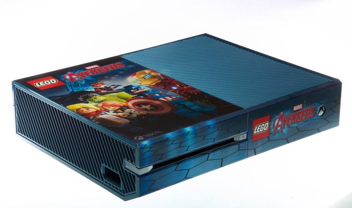 Speciální design konzolí Xbox One 111155