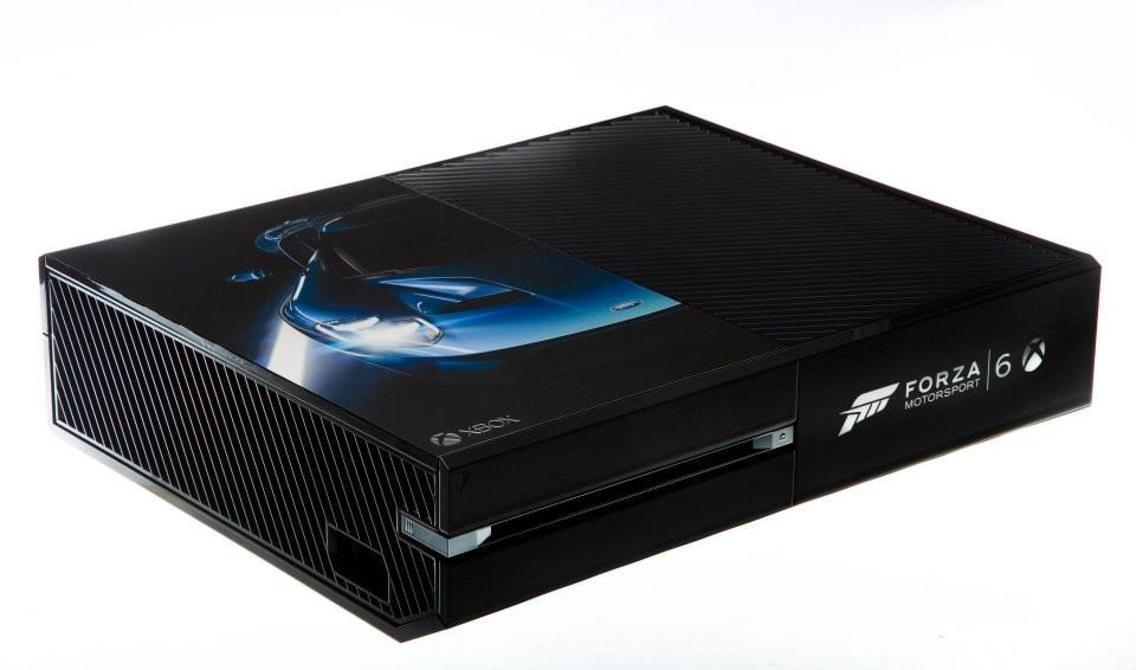 Speciální design konzolí Xbox One 111156