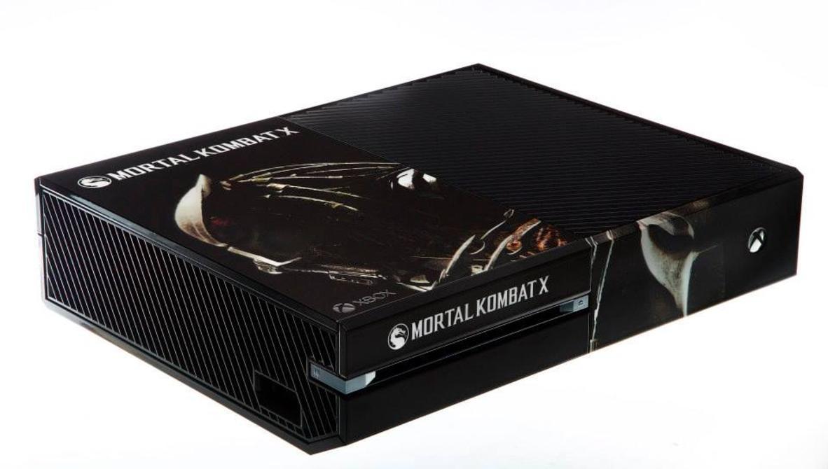Speciální design konzolí Xbox One 111160