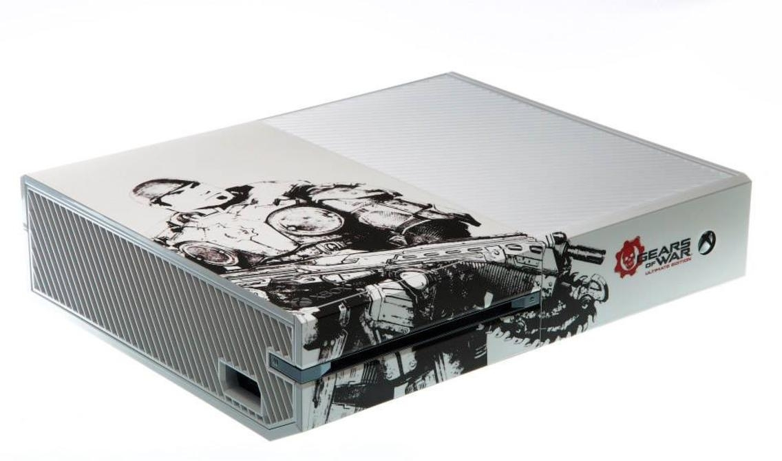 Speciální design konzolí Xbox One 111161