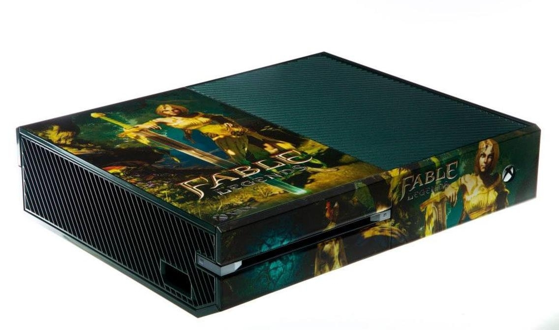 Speciální design konzolí Xbox One 111162