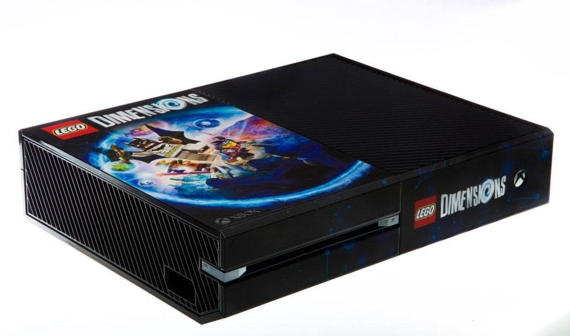 Speciální design konzolí Xbox One 111164