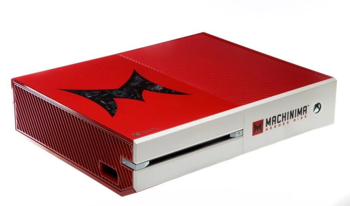 Speciální design konzolí Xbox One 111166