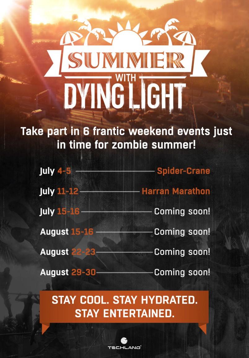 Dying Light chce hráče bavit po celé léto 111171