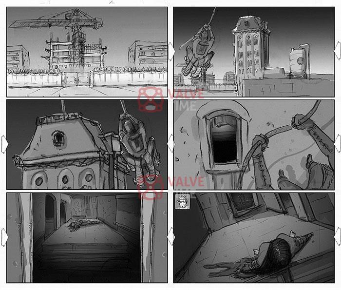 Materiály ze zrušené akce The Crossing od Valve a tvůrců Dishonored 111174
