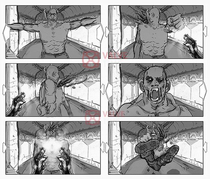 Materiály ze zrušené akce The Crossing od Valve a tvůrců Dishonored 111175