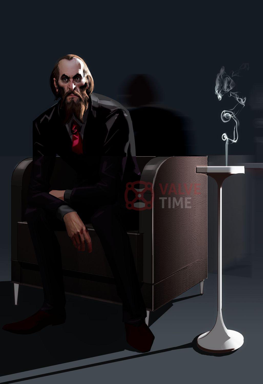Materiály ze zrušené akce The Crossing od Valve a tvůrců Dishonored 111177
