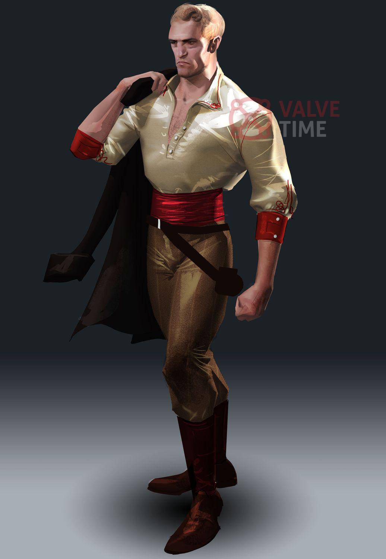 Materiály ze zrušené akce The Crossing od Valve a tvůrců Dishonored 111178
