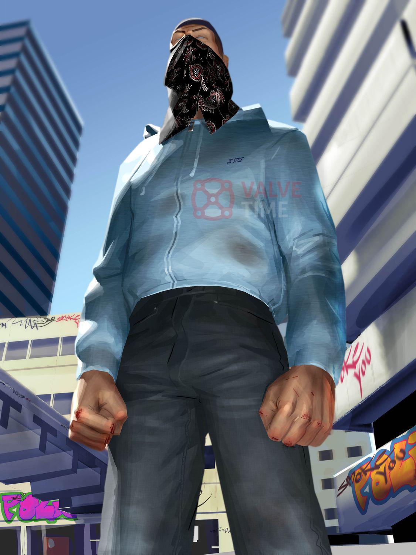 Materiály ze zrušené akce The Crossing od Valve a tvůrců Dishonored 111180