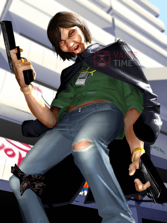 Materiály ze zrušené akce The Crossing od Valve a tvůrců Dishonored 111181