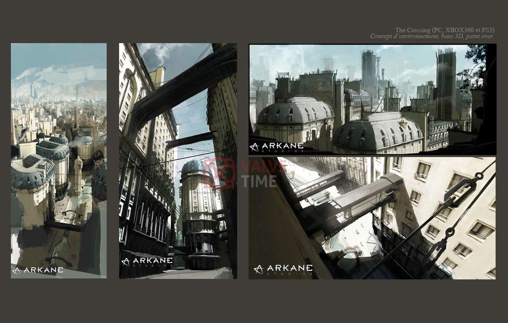 Materiály ze zrušené akce The Crossing od Valve a tvůrců Dishonored 111184