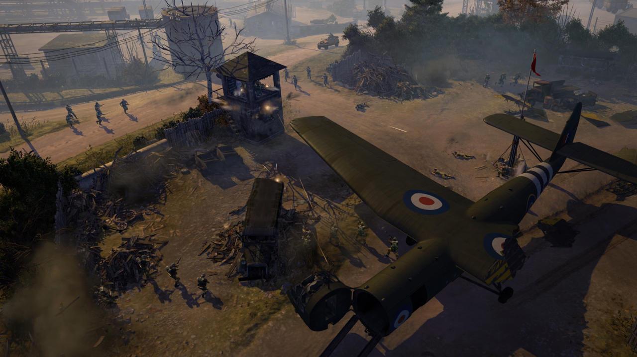 Britské jednotky samostatnou expanzí Company of Heroes 2 111375