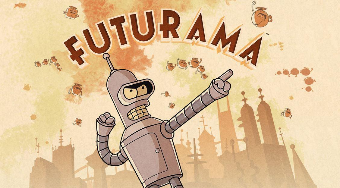 Chystá se mobilní hra podle seriálu Futurama 111389