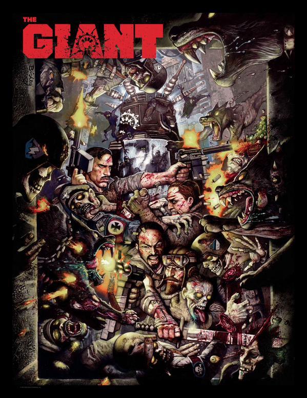 Představen zombie mód v Black Ops 3 111396