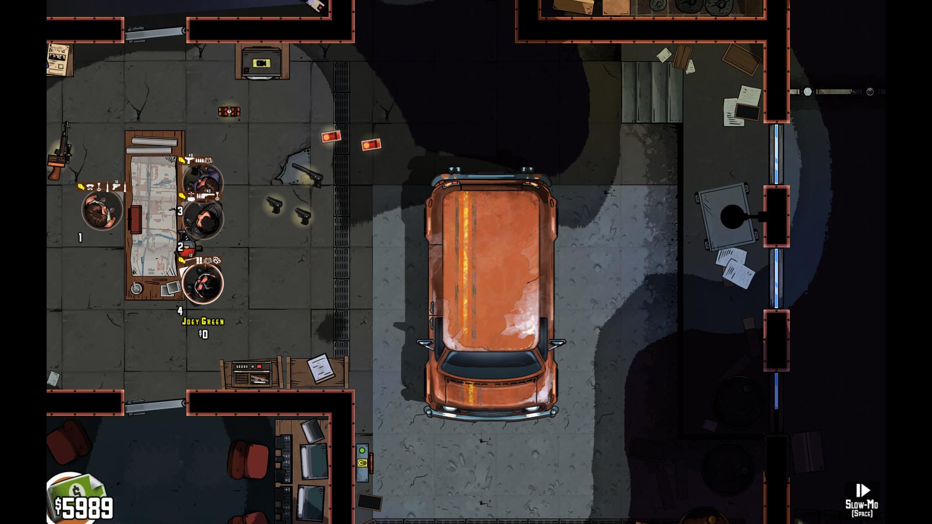 The Masterplan – téměř dokonalý zločin 111403
