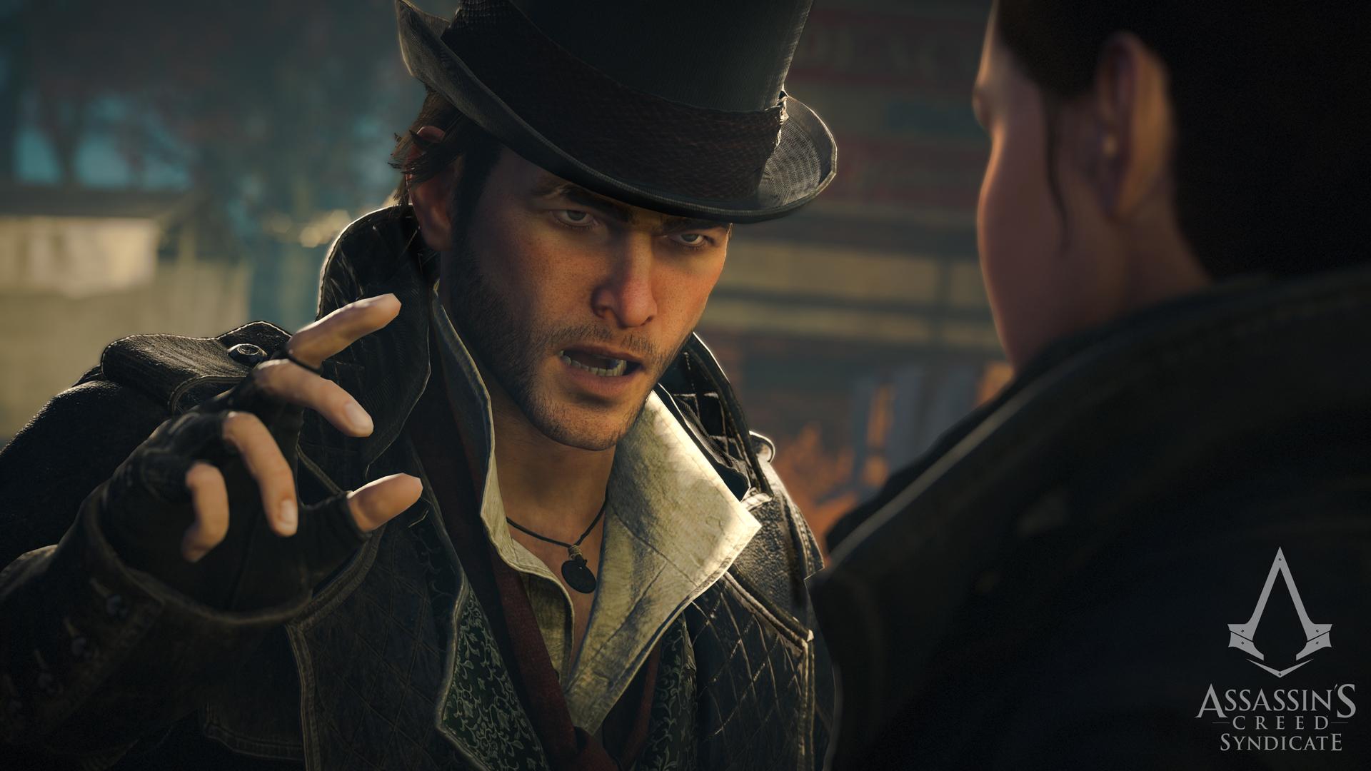 Krátký doprovodný animák k Assassin's Creed: Syndicate 111418