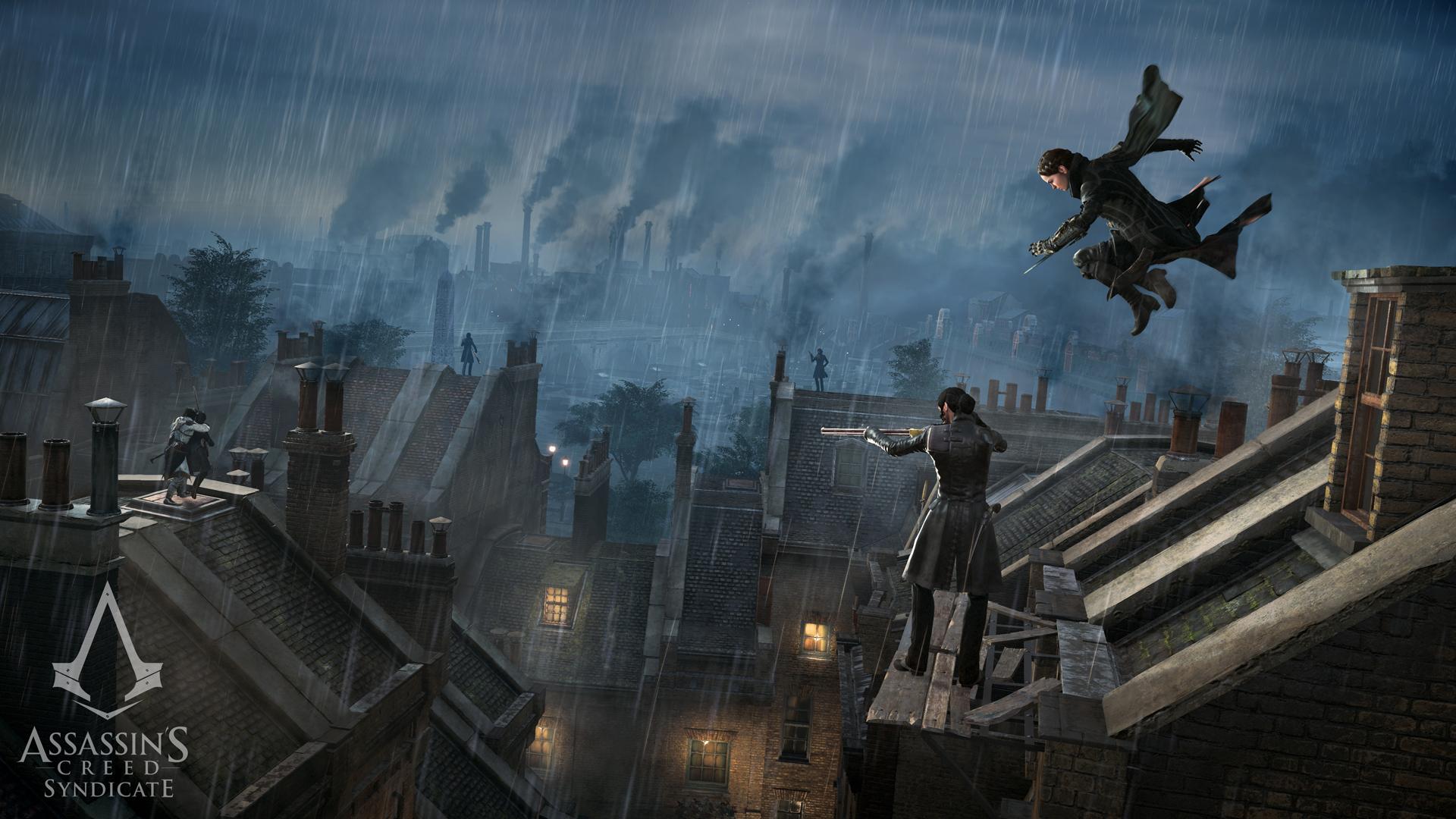 Krátký doprovodný animák k Assassin's Creed: Syndicate 111419