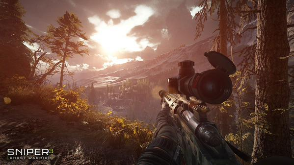 Sniper: Ghost Warrior 3 na nových screenshotech 111459