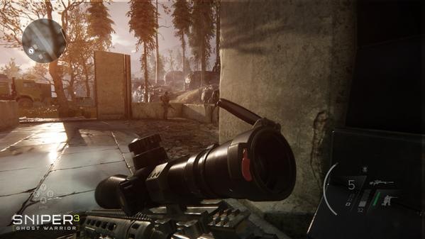 Sniper: Ghost Warrior 3 na nových screenshotech 111460