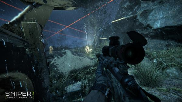 Sniper: Ghost Warrior 3 na nových screenshotech 111463
