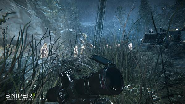 Sniper: Ghost Warrior 3 na nových screenshotech 111466