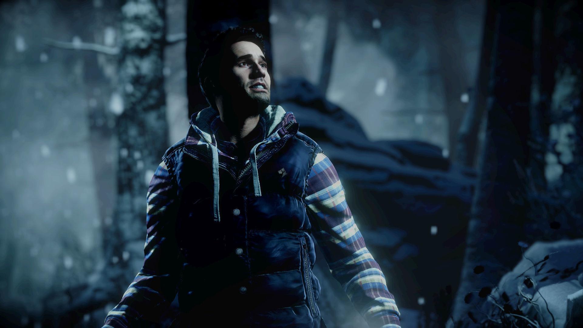 Záběry z hraní Until Dawn 111493