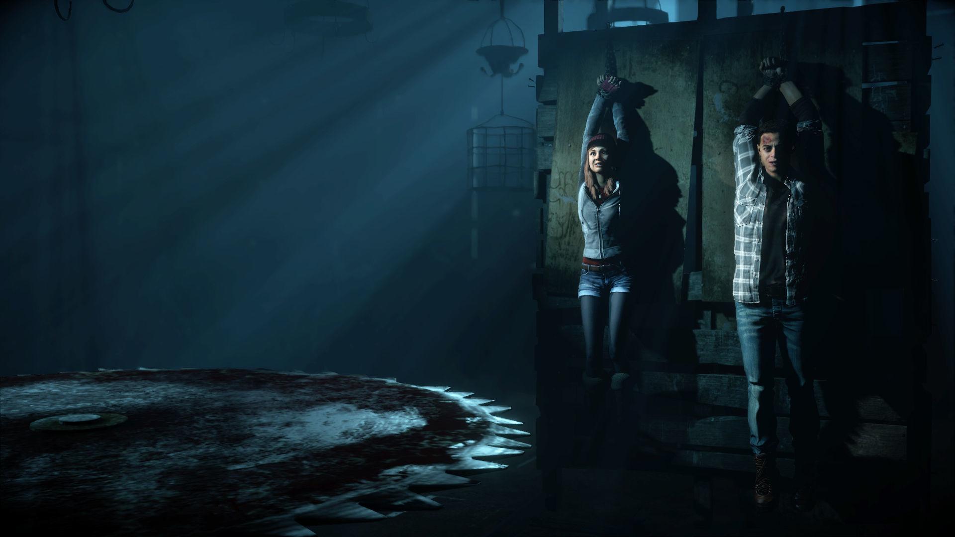 Záběry z hraní Until Dawn 111498