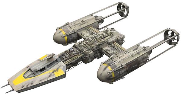 Ve Star Wars: Battlefront nebudeme moci usednout do kokpitu Y-Wingů 111507