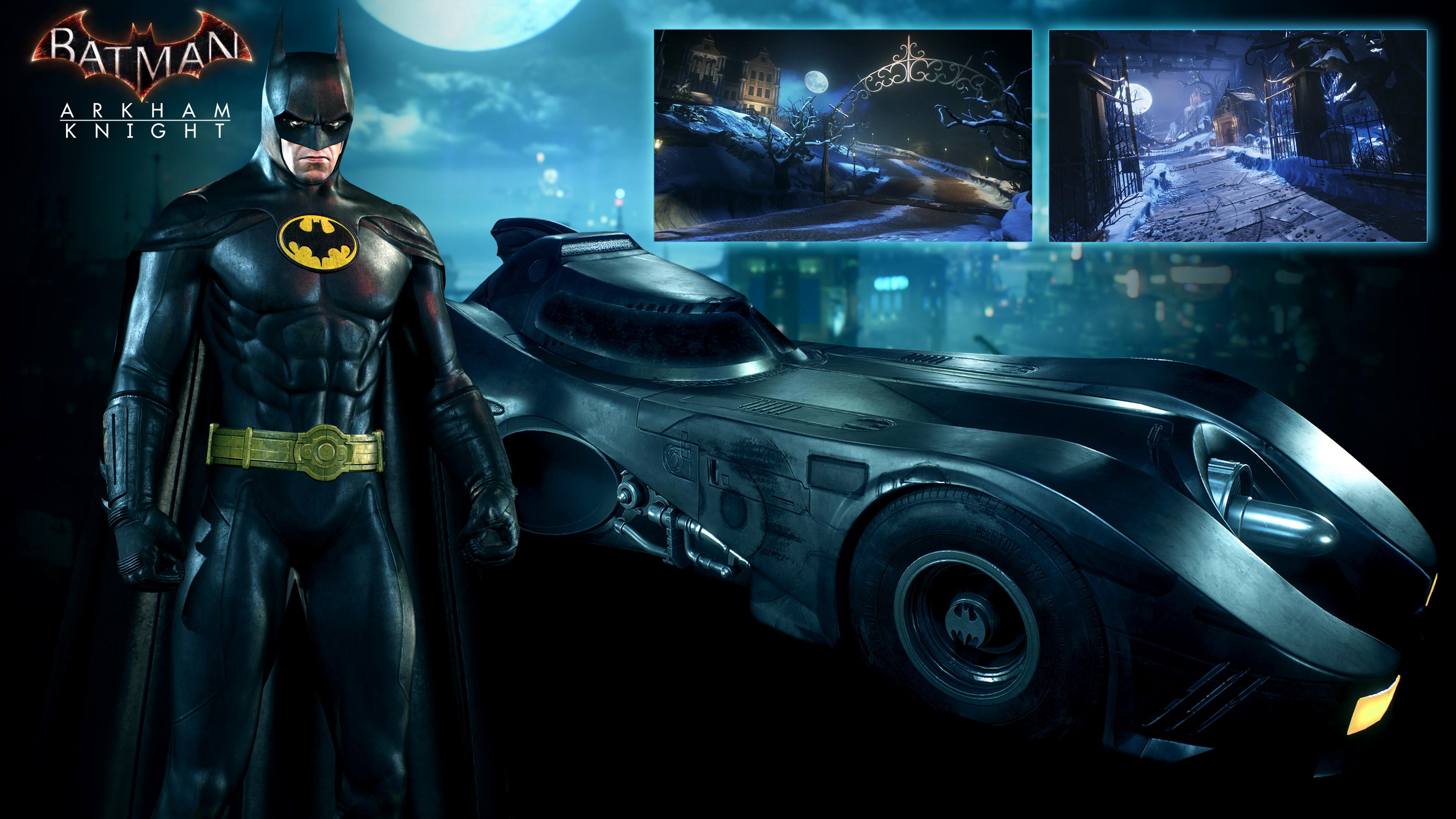 S dalším DLC do Batman: Arkham Knight zavzpomínáte na historii 111509