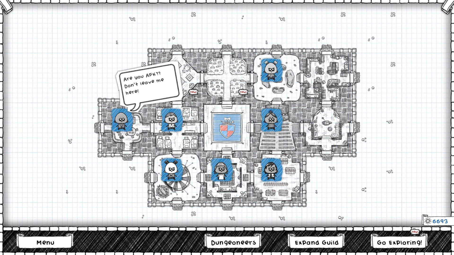 Guild of Dungeoneering – trošku jiný cech 111540