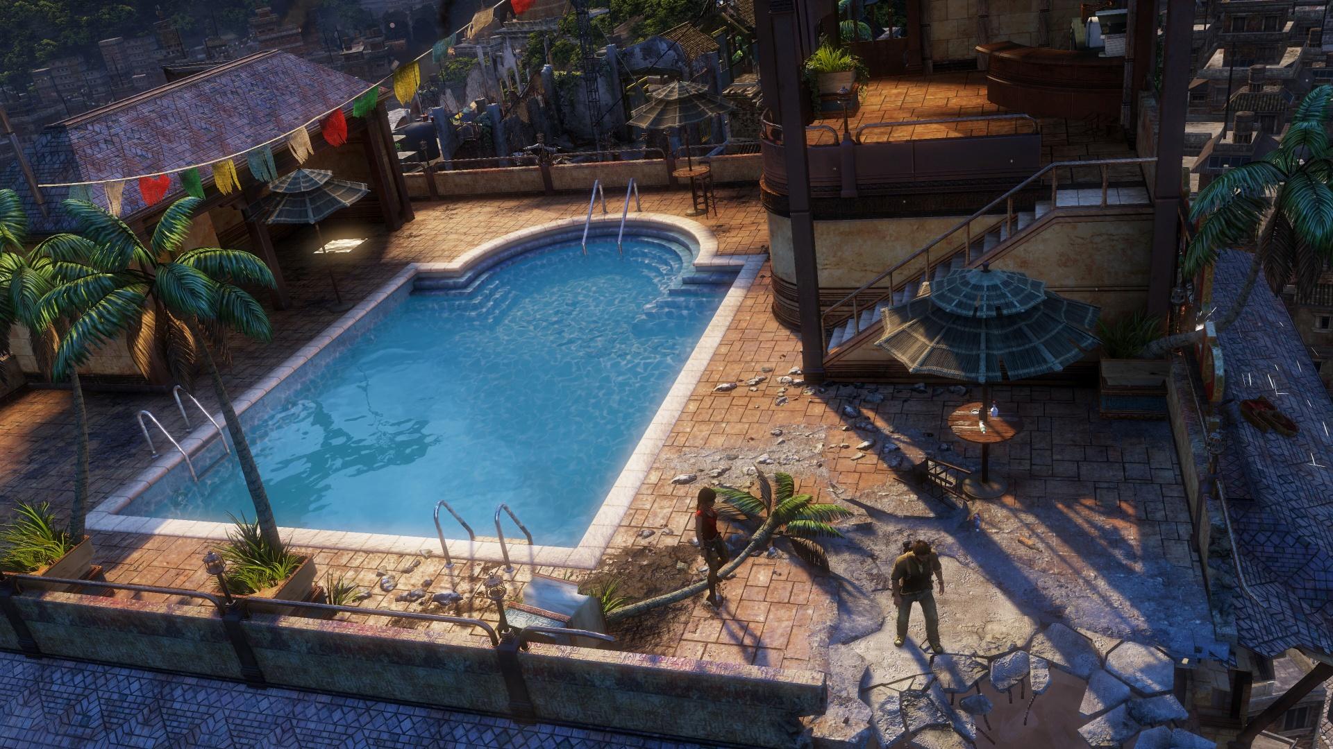 První gameplay záběry a obrázky z kolekce Uncharted 111554