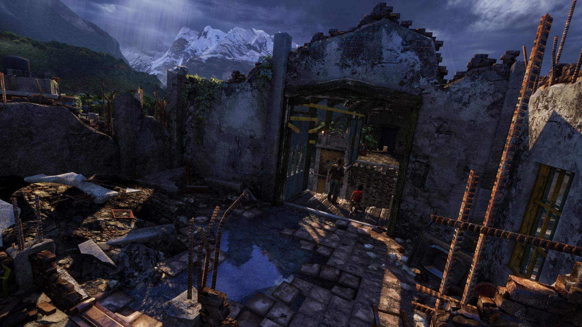 První gameplay záběry a obrázky z kolekce Uncharted 111555