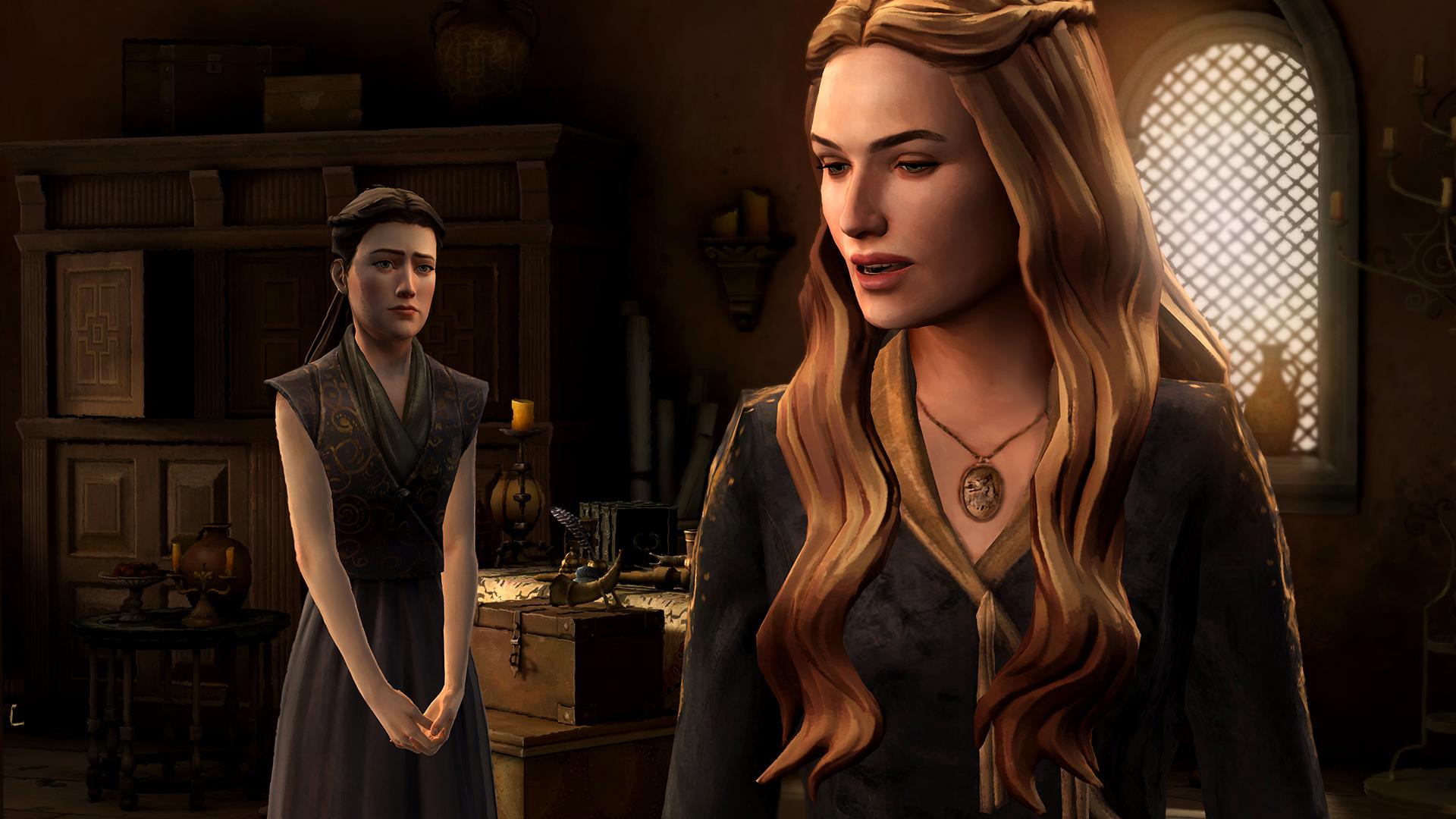 První momentky z páté epizody Game of Thrones 111584