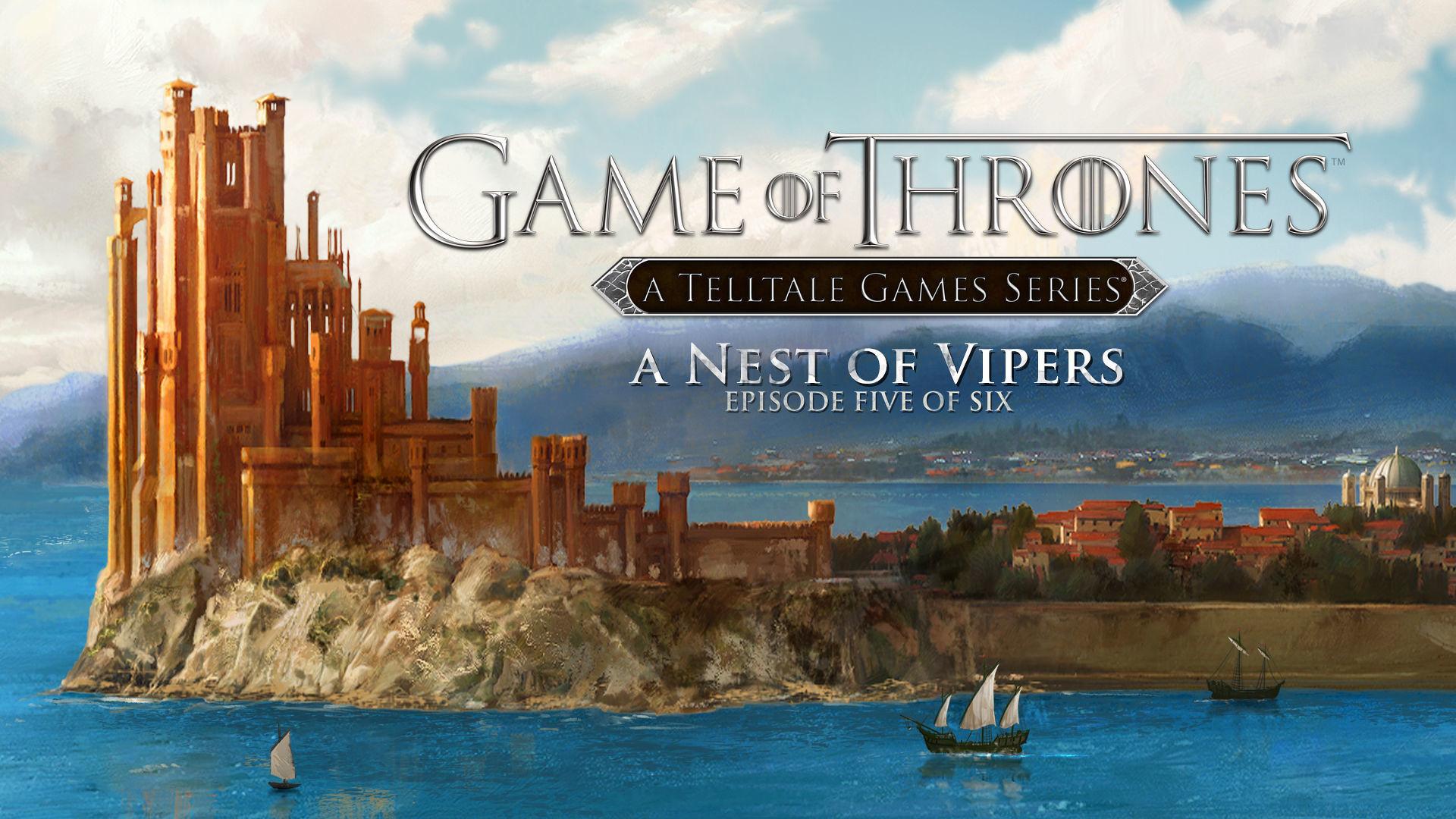 První momentky z páté epizody Game of Thrones 111586