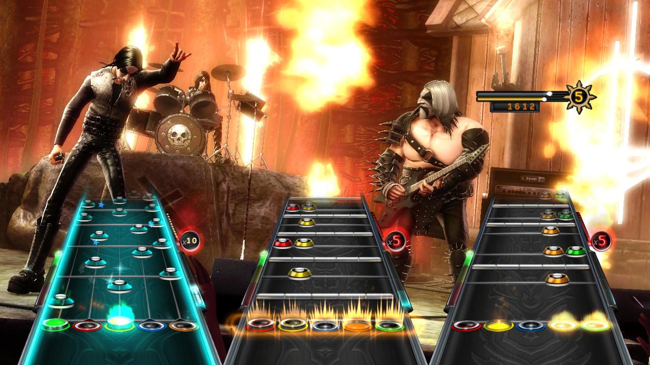 Guitar Hero: Warriors of Rock – návrat zadýchaného krále 11159