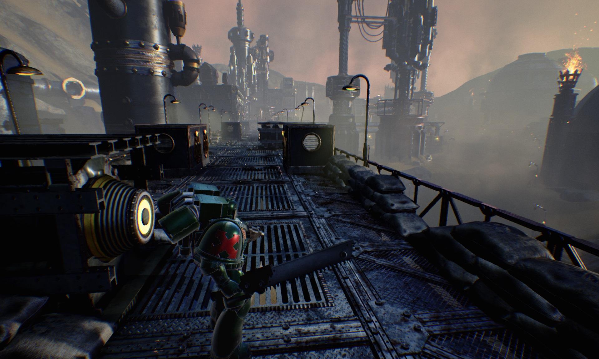 Warhammer 40K: Eternal Crusade využije Unreal Engine 4 111598
