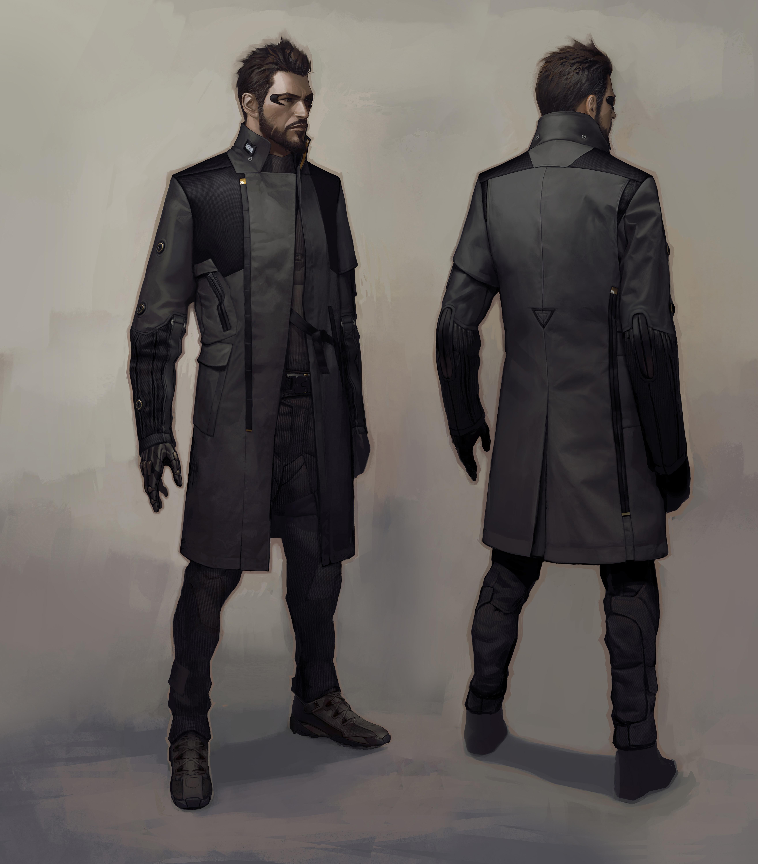 Množství obrazových materiálů z Deus Ex: Mankind Divided 111604