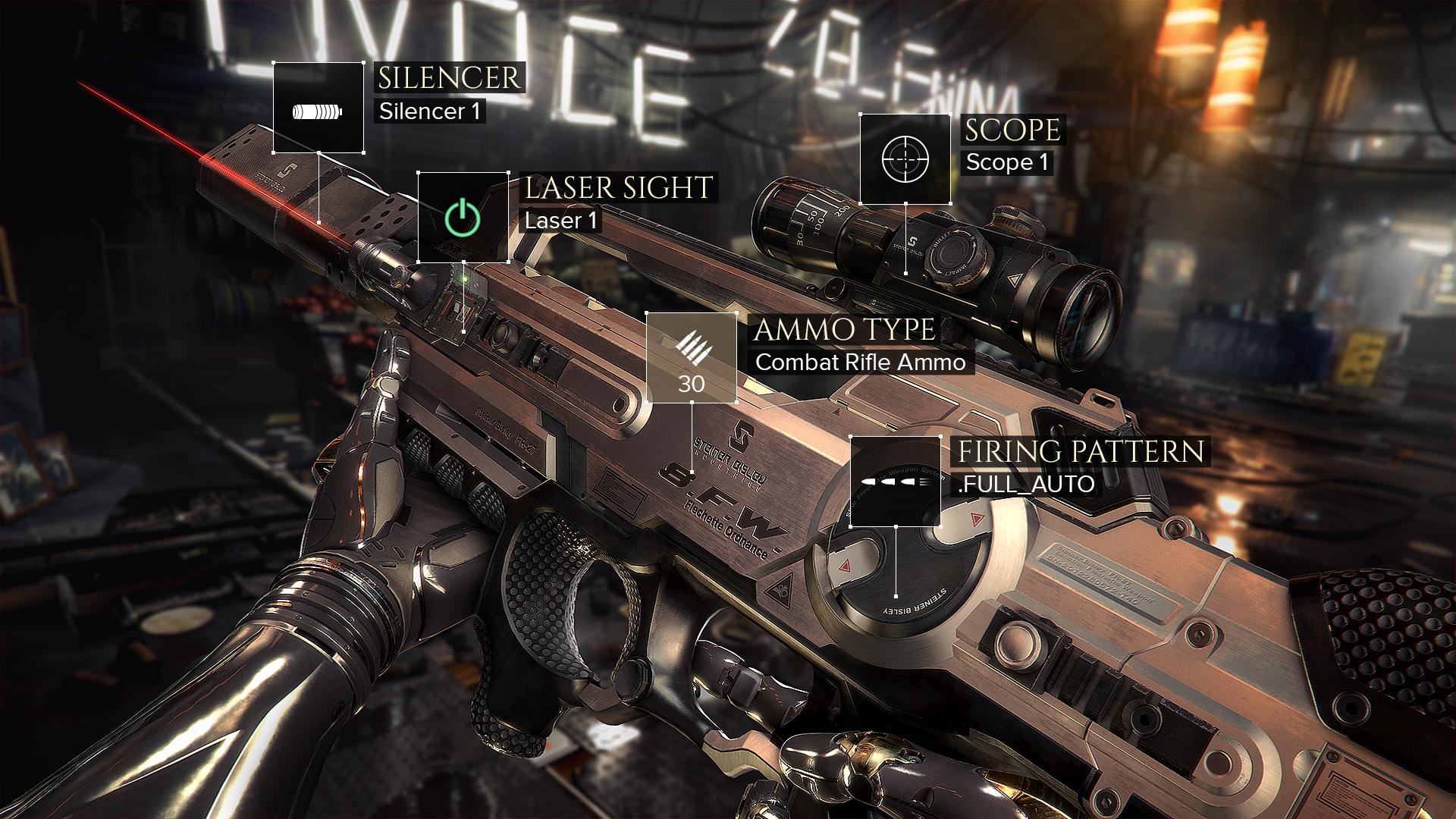 Množství obrazových materiálů z Deus Ex: Mankind Divided 111605