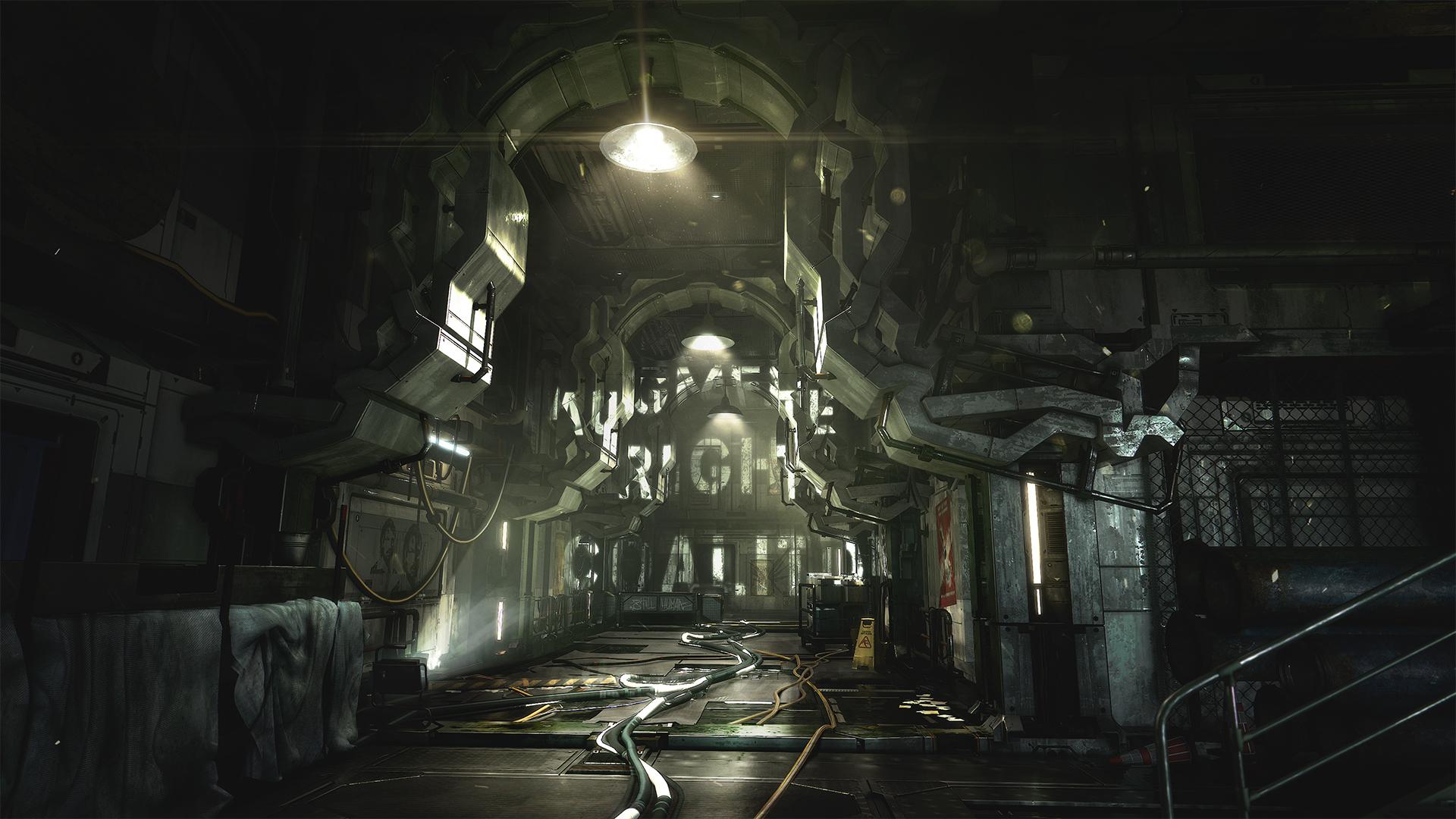 Množství obrazových materiálů z Deus Ex: Mankind Divided 111614