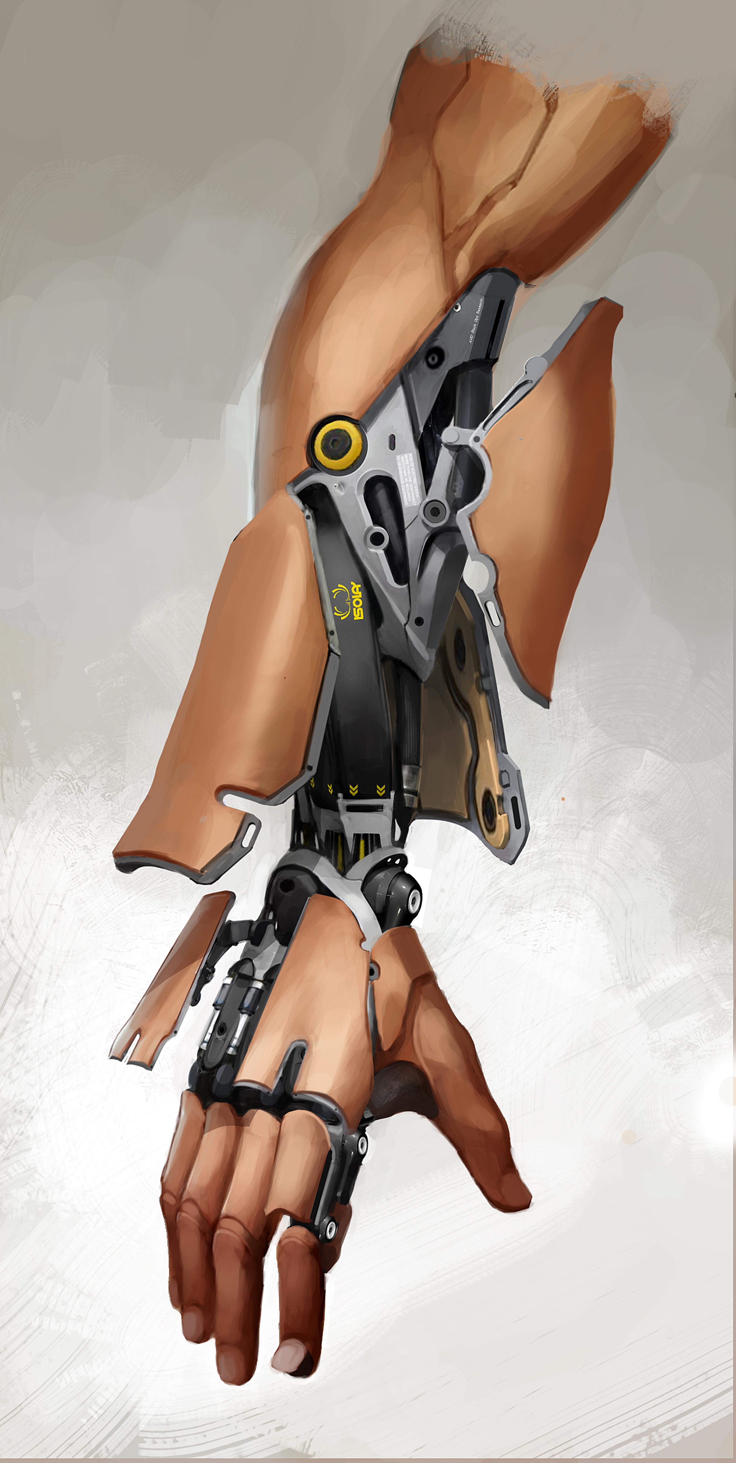 Množství obrazových materiálů z Deus Ex: Mankind Divided 111615