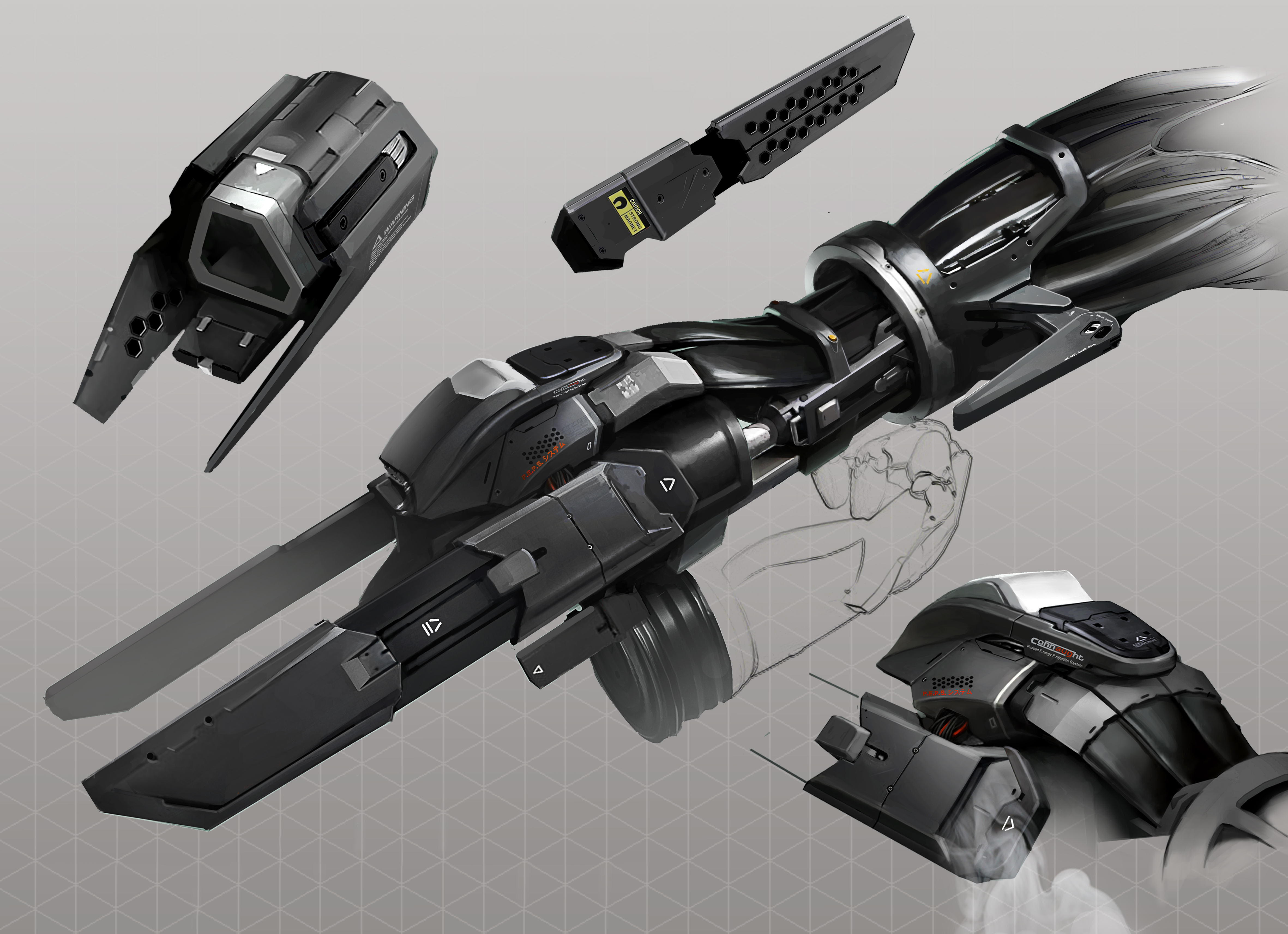 Množství obrazových materiálů z Deus Ex: Mankind Divided 111617