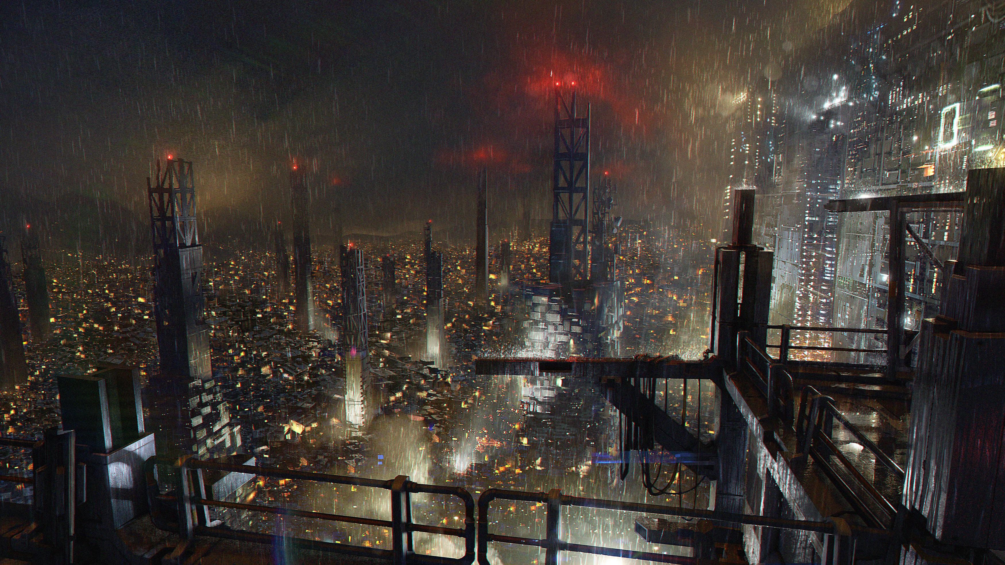 Množství obrazových materiálů z Deus Ex: Mankind Divided 111619