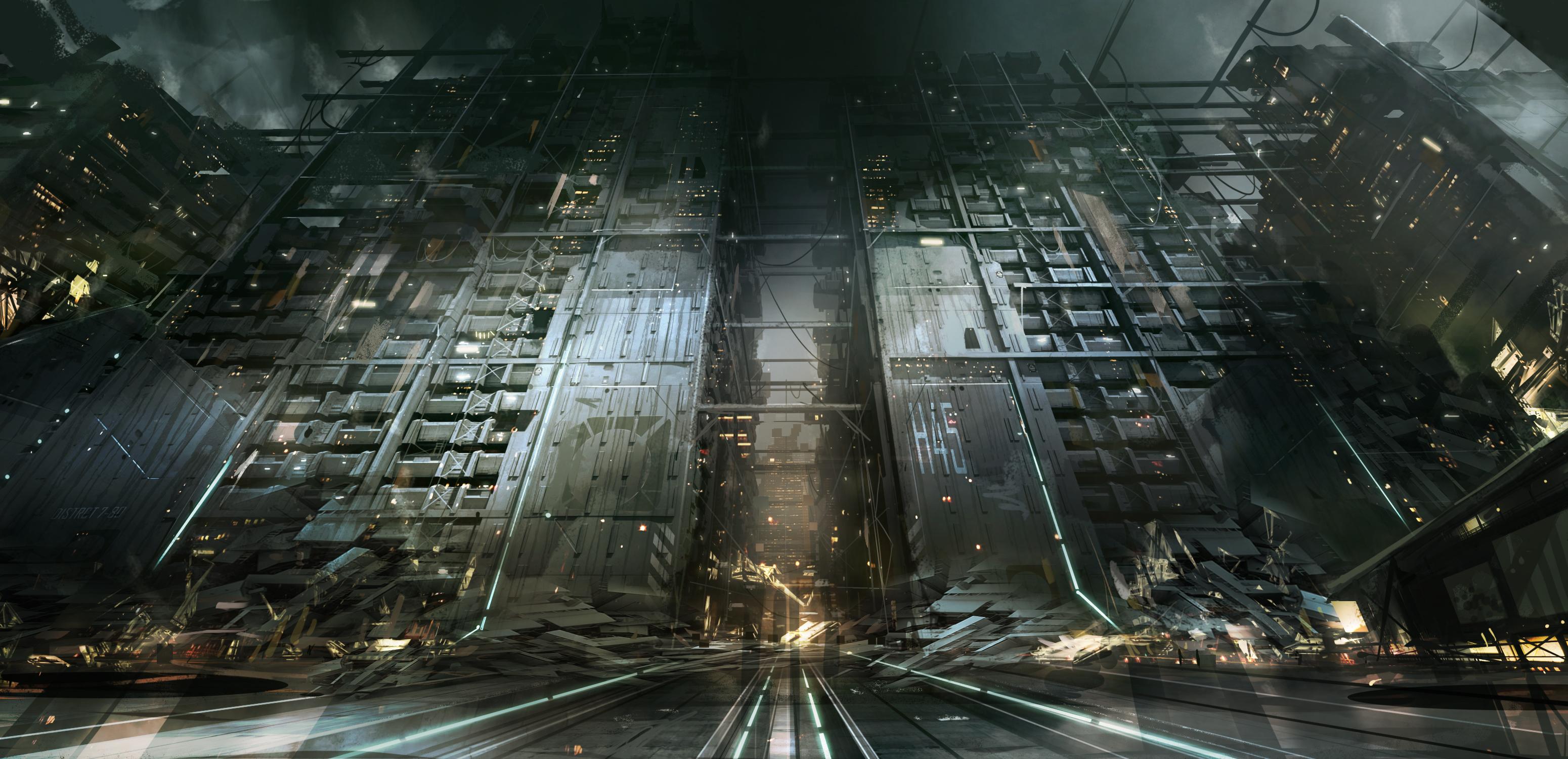 Množství obrazových materiálů z Deus Ex: Mankind Divided 111621