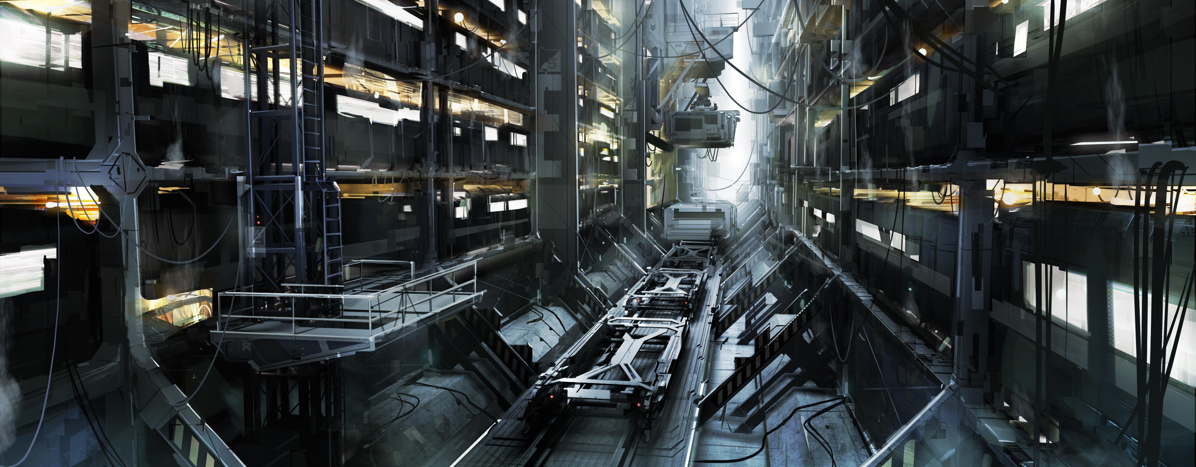 Množství obrazových materiálů z Deus Ex: Mankind Divided 111623