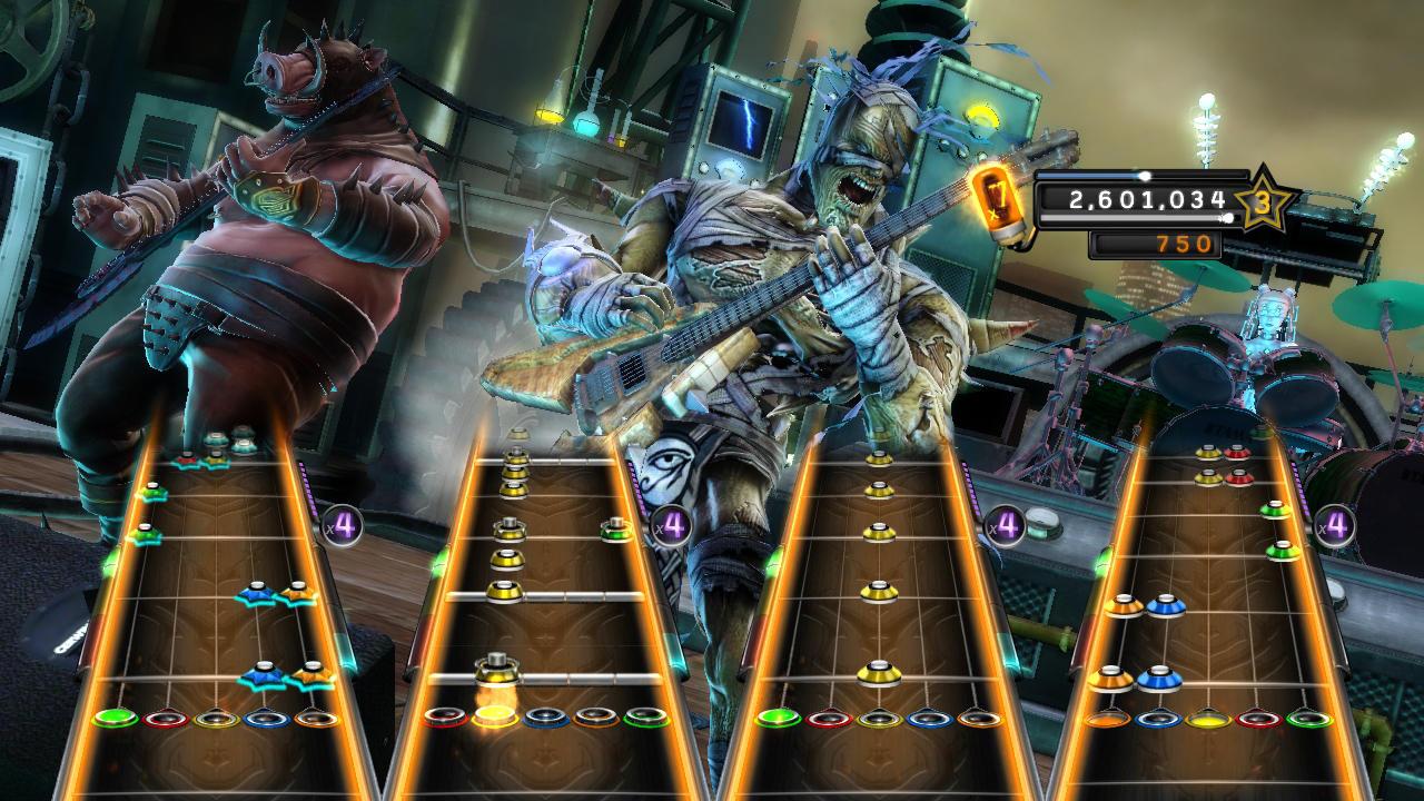 Guitar Hero: Warriors of Rock – návrat zadýchaného krále 11163