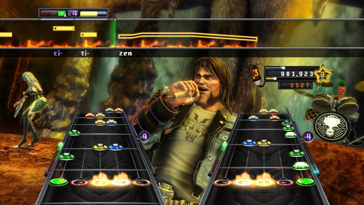 Guitar Hero: Warriors of Rock – návrat zadýchaného krále 11165