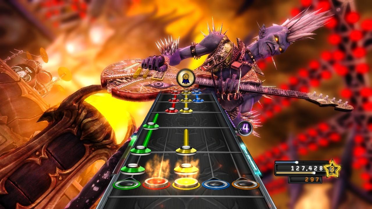 Guitar Hero: Warriors of Rock – návrat zadýchaného krále 11166