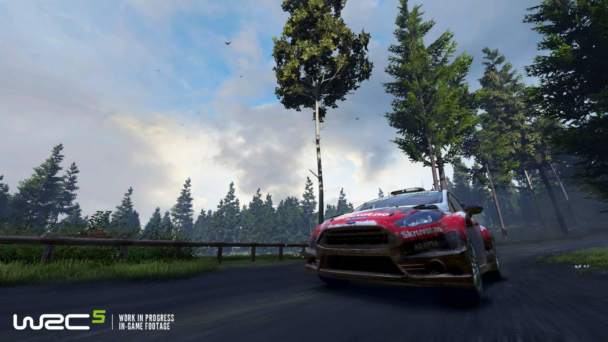 WRC 5 se s dalšími rallye tituly utká v říjnu 111675