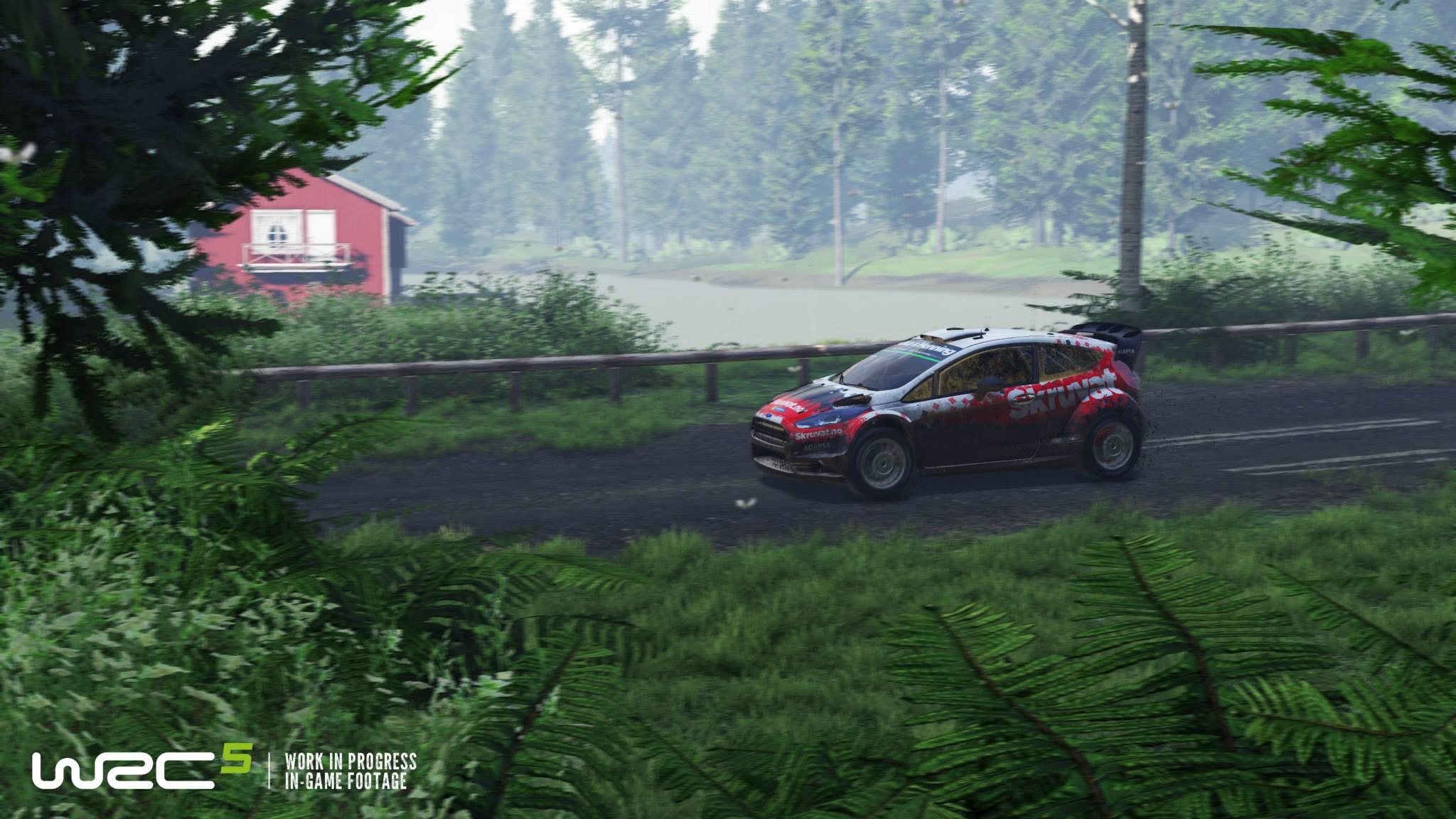WRC 5 se s dalšími rallye tituly utká v říjnu 111676