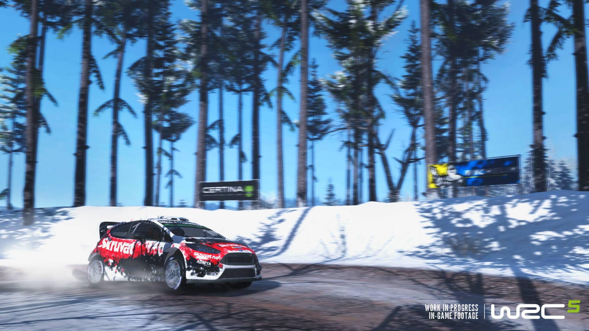 WRC 5 se s dalšími rallye tituly utká v říjnu 111677